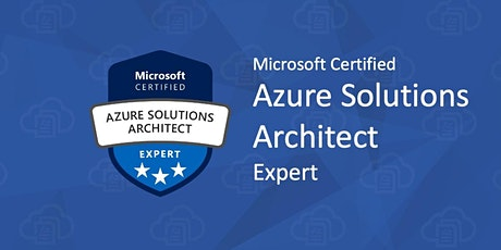 AZ-303: MICROSOFT AZURE ARCHITECT TECHNOLOGIES EXPERT TRAINING in DC tickets
