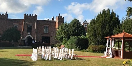 A Cheshire Wedding Fayre at Crabwall Manor Hotel tickets