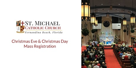 Christmas Eve & Christmas Day Masses tickets