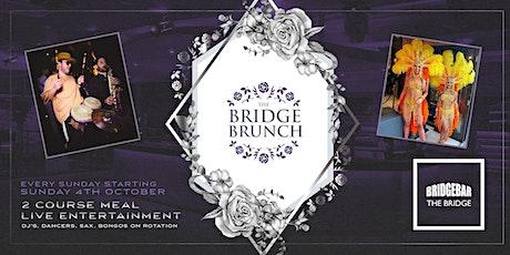 The Bridge Brunch tickets