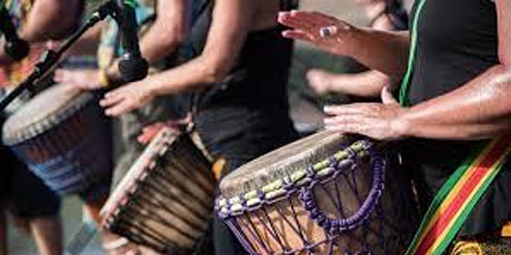 5 Week  African Caribbean Drumming Course tickets