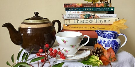 Library Socials: Autumn tales with storyteller Bea Ferguson tickets
