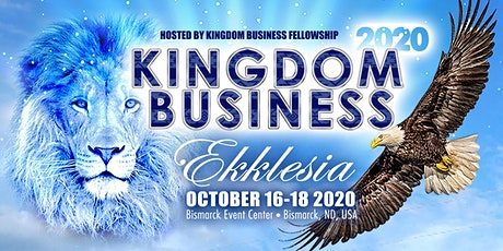 Kingdom Business Conference 2020 tickets