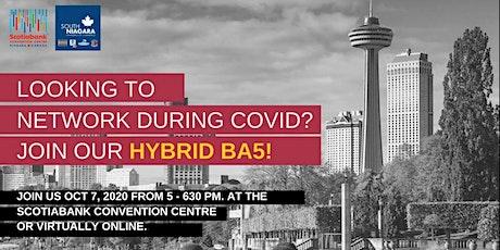 Hybrid BA5 tickets