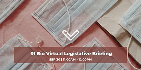 [VIRTUAL] RI Bio Virtual Legislative Briefing tickets