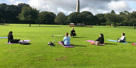 Yoga in Nature tickets