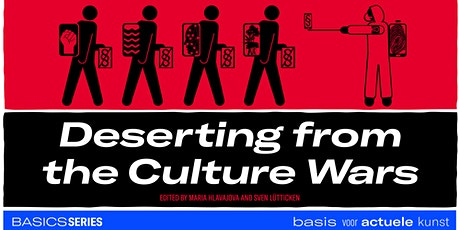 """Book launch """"Deserting from the Culture Wars"""" tickets"""