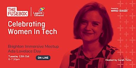 Brighton Immersive Meetup: Women in Emerging Tech & Innovation tickets