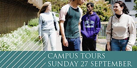 University of Winchester: Self-Guided Campus Tours on Sunday 27 September tickets