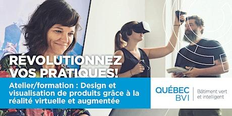ANNULÉ-Atelier/formation : Design et visualisation de produits billets