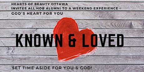 Hearts of Beauty Alumni - Advanced Weekend tickets