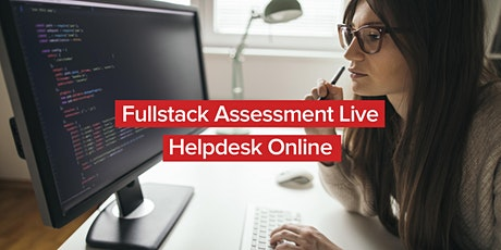 Fullstack Assessment Live Helpdesk tickets