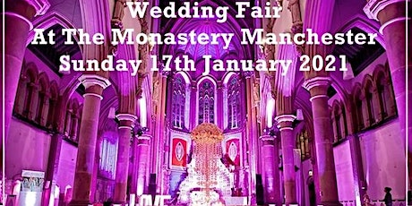 Monastery Gorton Wedding Fair tickets