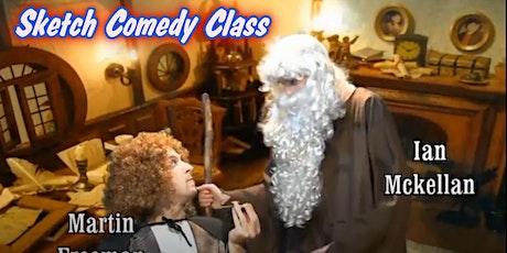 Sketch Comedy Class with Samuel Van Wyk tickets