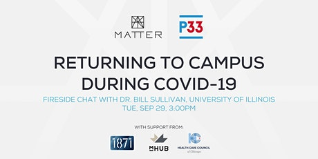 Returning to Campus During COVID-19 tickets