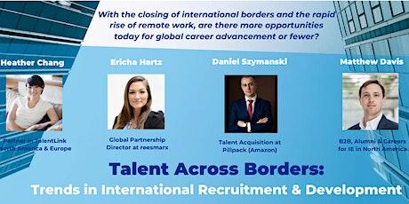 Talent Across Borders - USA & Canada tickets