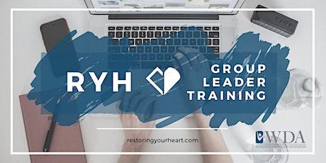 RYH Group Leader Training