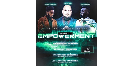 Road to Financial Empowerment - Los Angeles billets