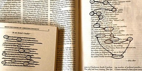 Blackout Poetry Workshop with Poppy Jennings tickets