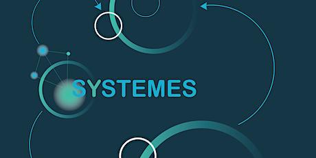 """Vernissage de l'installation """"Systèmes"""" billets"""
