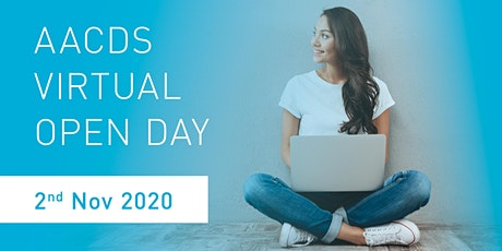 AACDS Virtual Open Day - November 2020 tickets