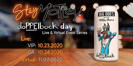 Stay Motley | doPPElbock day (Live Event) tickets