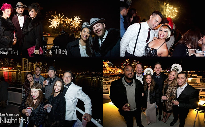 Speakeasy™ New Year's Eve 2022 San Francisco Cruise image