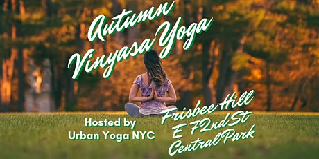 Autumn Yoga in Central Park tickets