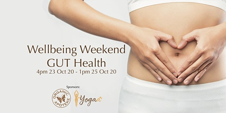 Wellbeing Weekend - Gut Health & Cleanse tickets