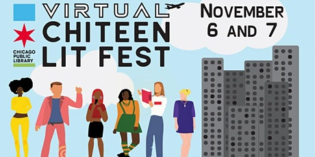 2020 ChiTeen Lit Fest VIRTUAL: Nov 6 & 7 entradas