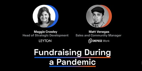 Fundraising During a Pandemic tickets