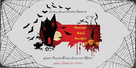 Monster Mash Murders by Ovation Dinner Theatre tickets