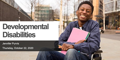 Developmental Disabilities 4th Quarter 2020 Webinar: Opportunities for All tickets