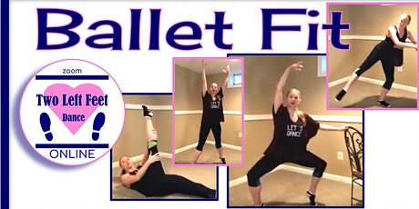 FREE Ballet Fit - Wednesday & Friday tickets