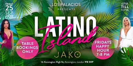 LATINO ISLAND tickets