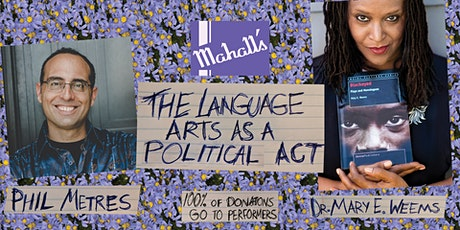 The Language Arts As A Political Act tickets
