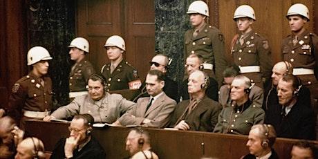 Juicios de Núremberg - Entre la Ley y la Ética entradas