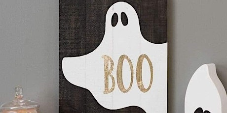 Spooky Boo Paint Night tickets