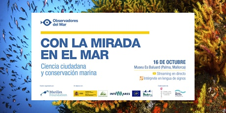 CON LA MIRADA EN EL MAR. Ciencia ciudadana y conservación marina entradas