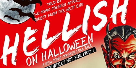 Hellish on Halloween - Lostwithiel Community Centre 7.30pm tickets