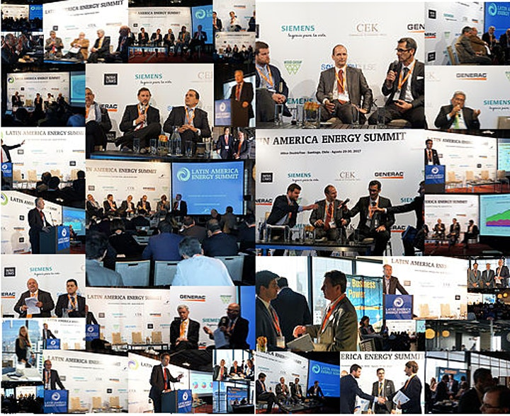 5th Latin America Energy Summit 2021 - Chile image