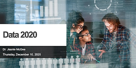 Data 2020 4th Quarter Webinar: Opportunities for All tickets