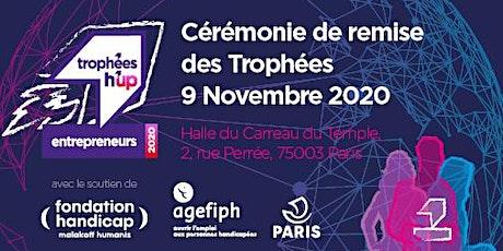 Trophées 2020 h'up entrepreneurs - Remise des prix billets