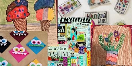 """Children's Art Class - """"Experimental Artists"""" tickets"""