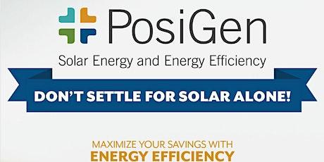 FREE Virtual PosiGen Solar Party biglietti