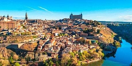 Toledo - Ciudad de las 3 culturas entradas