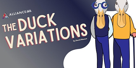 The Duck Variations Friday Oct  16  7:30PM tickets