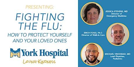 Fighting the Flu tickets