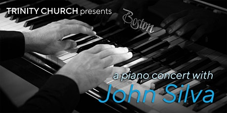 Join us live for a Free Piano Concert with John Silva - November 7 at 7pm tickets