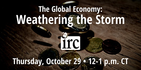 The Global Economy: Weathering the Storm tickets